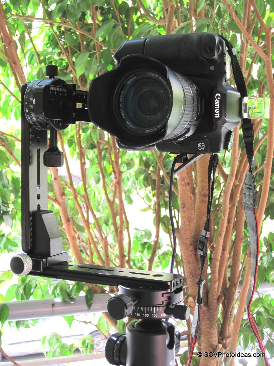Camera final horizontal position overview
