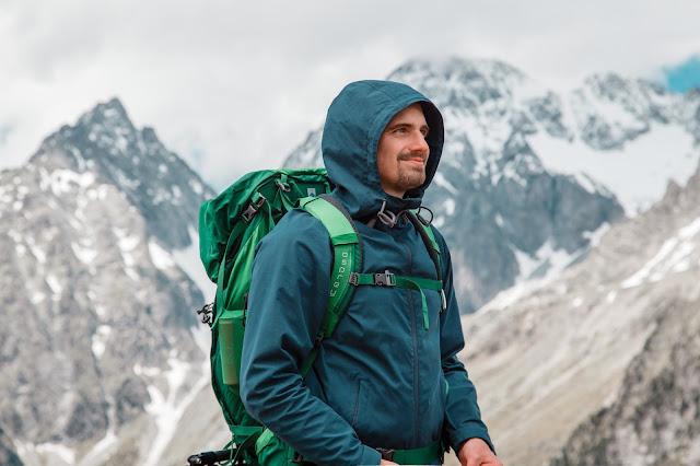 Osprey Kestrel 68 Trekkingrucksack zum Wandern 06