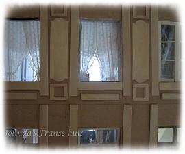 Jolinda\'s Franse huis: Gordijnen hangen!