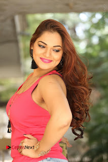 Tollywood Actress Ashwini Latest Stills in Ripped Jeans  0036.JPG