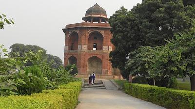 Old Fort Delhi India 922