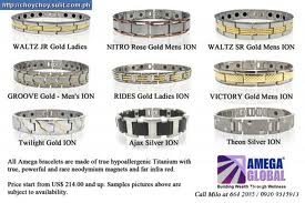 Magnetic Bracelet Bracelets
