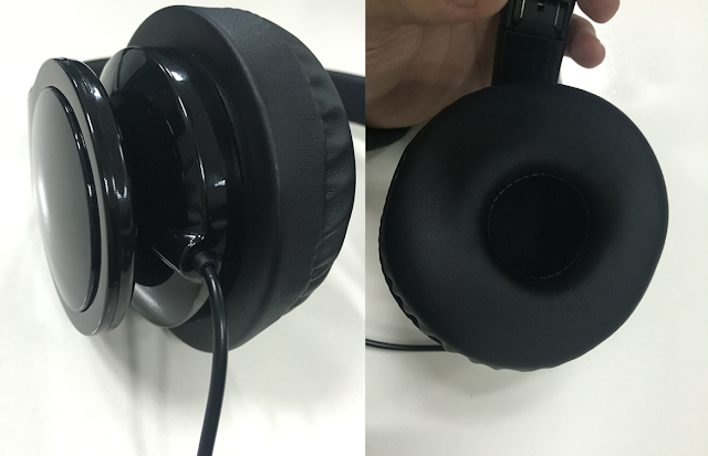 Capdase T-Bass Headphones Review