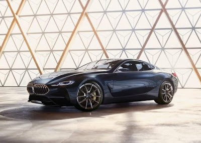 BMW Concept 8 Series Eight Cylinders