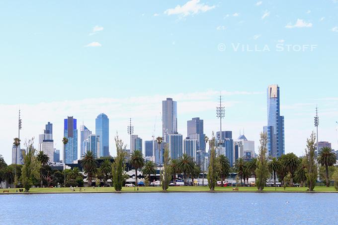 Weltreise mit Kind - Melbourne