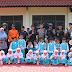Kunjungan Profesi Brimob Jateng TK IT Bina Amal