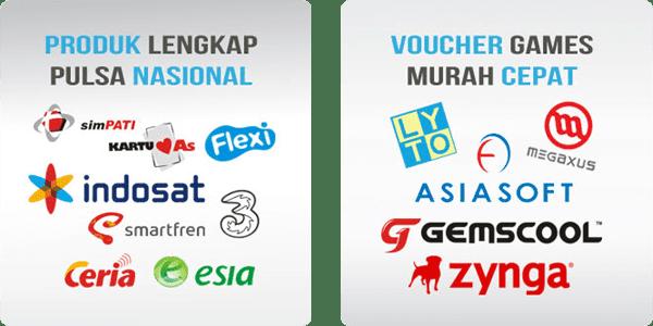 Produk Pulsa Agen Payfazz Lengkap