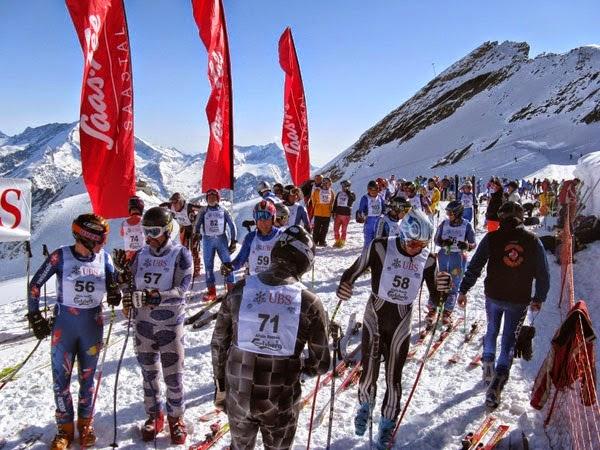37th Allalin-Races in Saas-Fee