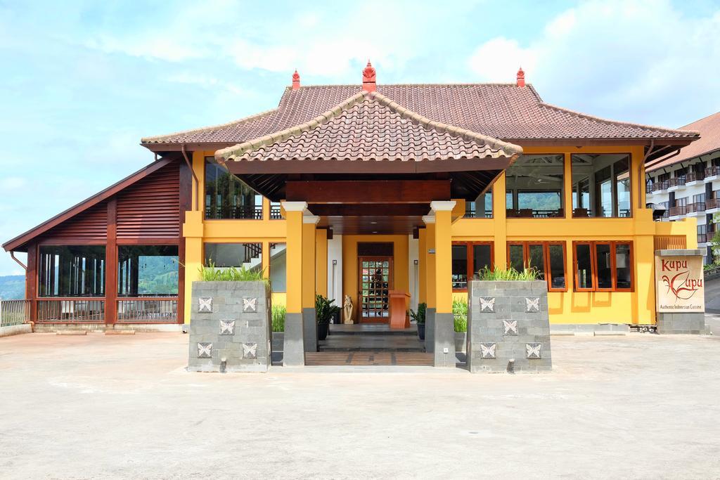The Grand Hill Hotel di puncak Bogor