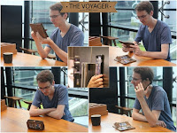 Dompet clutch casing hp kulit iPhone 6s Plus caseme wallet indonesia leather case cover asli vintage unik lucu mewah keren premiu original