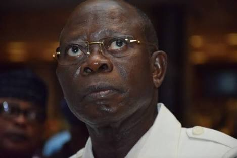 Oshiomhole Is On The Run? PDP Asks Interpol To Track Him