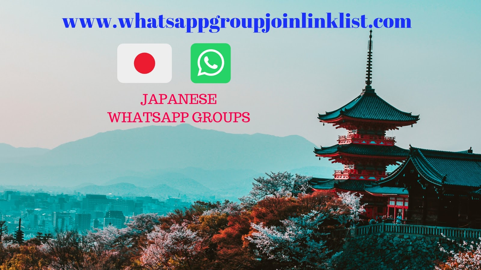 Japanese WhatsApp Group Join Link List