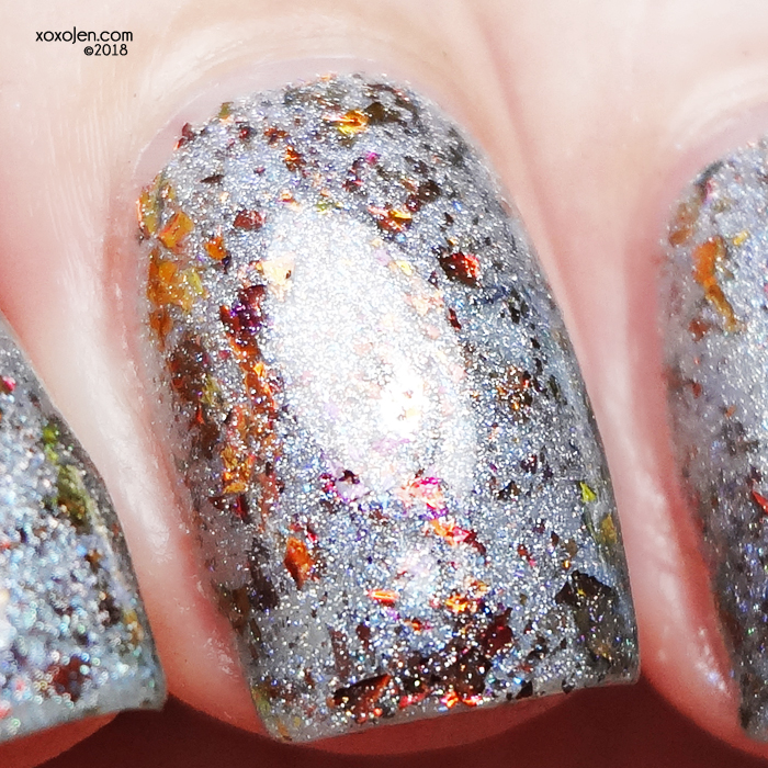 xoxoJen's swatch of Rogue Lacquer Snow Bowl