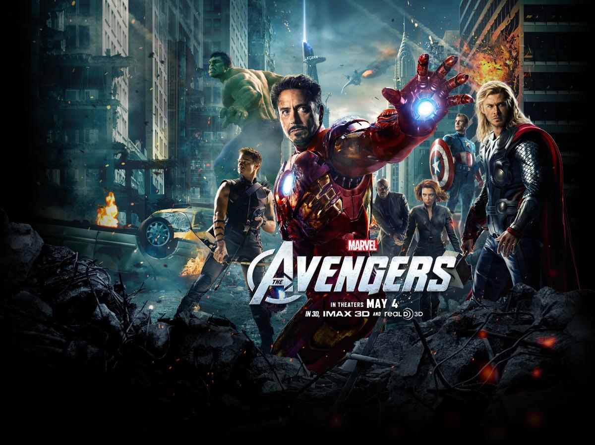 The Avengers {2012} 720p BluRay EngUrduHindi Free ...
