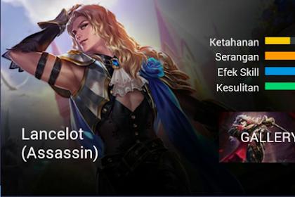 Lancelot Mobile Legends: Skill Yang Dimiliki Lancelot