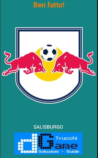Quiz Squadre di Calcio! soluzione livello 41-50