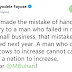 ''Nigerians made the mistake of handing over the country to a man who failed in managing his own small business''- Fayose