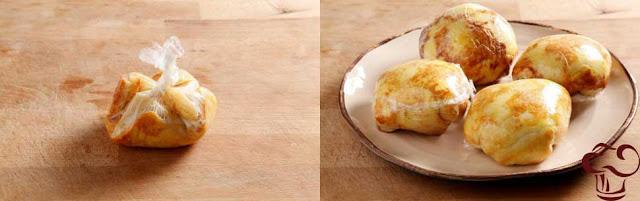 Bombas de queso receta parte 6