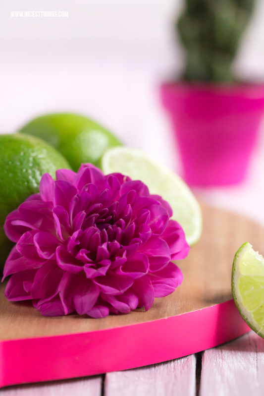 Mexican Party Flower Decoration Ideas With Dahlias