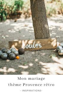 inspirations et idées pour un mariage thème provence rétro blog mariage unjourmonprinceviendra26.com