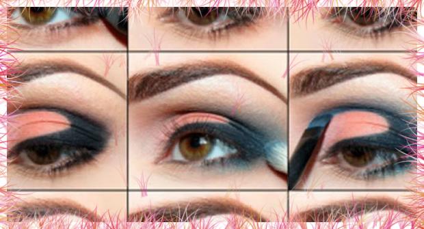 coral eyeshadow tutorial ideas us fashion menu