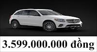 Giá xe Mercedes AMG GLC 43 4MATIC
