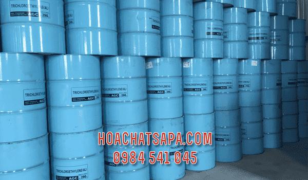 Trichloroethylene TCE C2HCL3