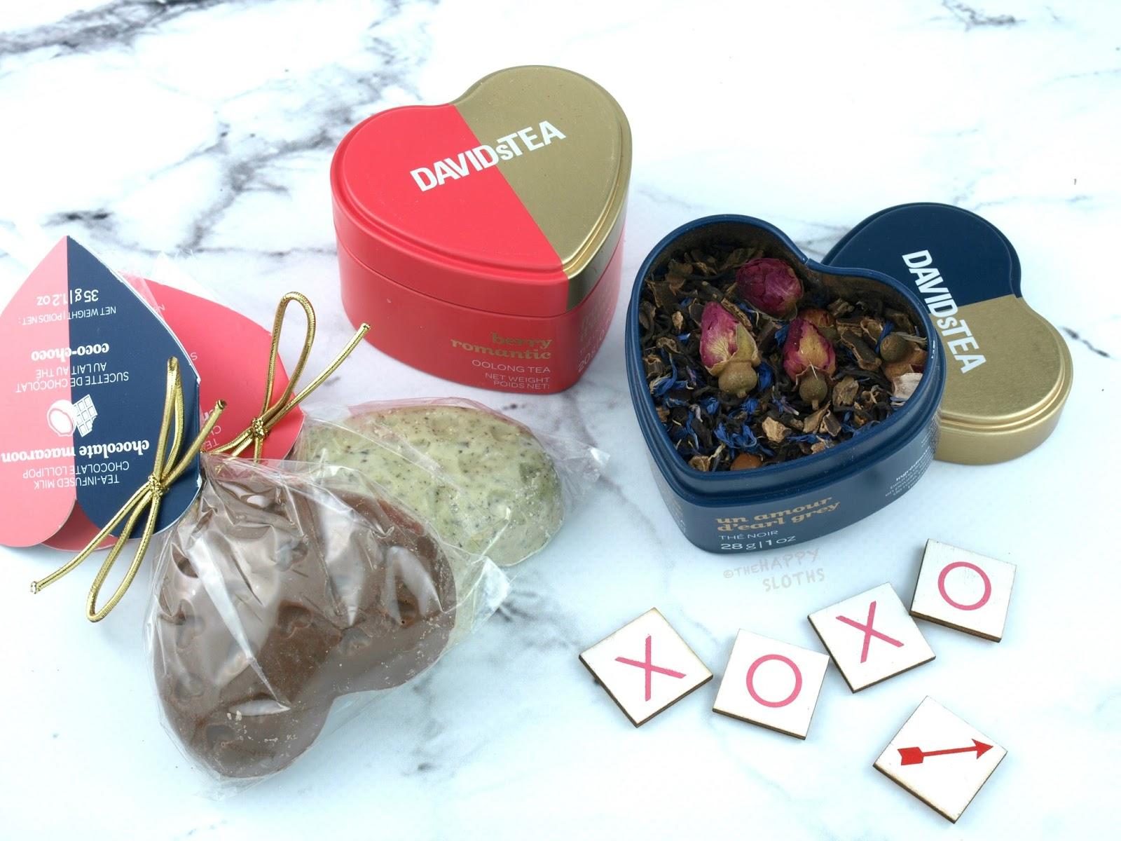 DAVIDsTEA Valentines Day