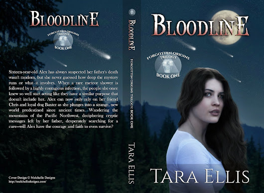 Bloodline in Running for Top 50 Indie books of the Year!