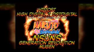 NSUNS Generation Revolution v1.1 Frist HD2OST Apk