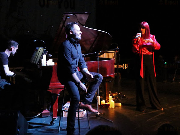 Vision of You: Live with Rob Fowler and Sharon Sexton, Key Theatre | Review