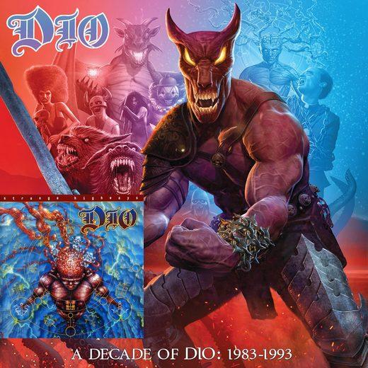 DIO - A Decade of DIO 1983-1993 6CD Boxset - Strange Highways remastered 2016 full