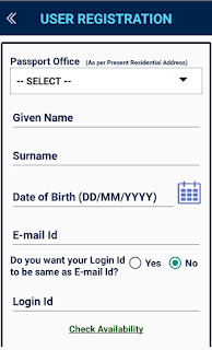 passport-seva-application-new-user