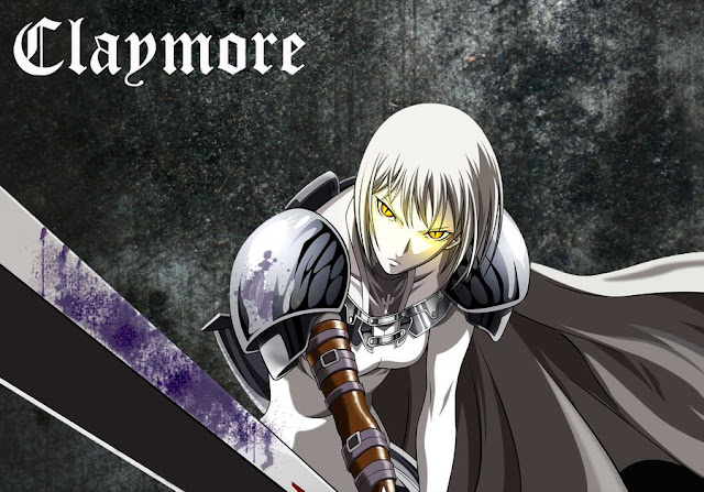 Clare-anime-Claymore