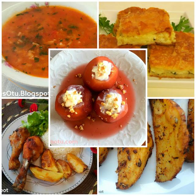 İftar menüleri, İftar tarifleri, iftar yemekleri, Yemek tarifleri,iftara ne pişirsem, iftara yemek tarifleri,