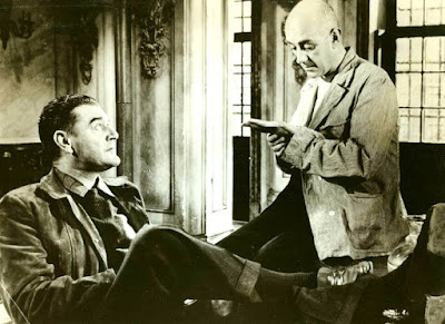 The Prisoner - Alec Guinness and Jack Hawkins