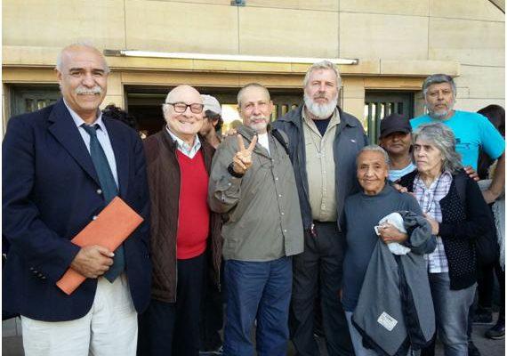 Argentina: JUICIO CONTRA LA PROTESTA SOCIAL, SEGUNDA AUDIENCIA ORAL Y PÚBLICA: DECLARACIÓN DE LITO BORELLO