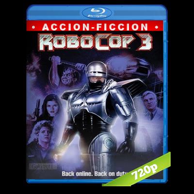 RoboCop 3 (1993) BRRip 720p Audio Trial Latino-Castellano-Ingles 5.1