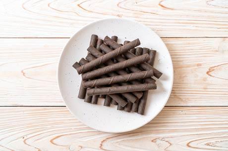 Contoh iklan Chocolatos dalam Bahasa Inggris