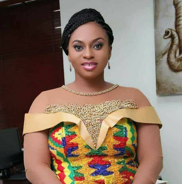 Adwoa Safo at aged 22 was a lawyer and now Minister of State