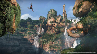 UNCHARTED THE LOST LEGACY pc game wallpapers screenshots images