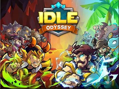 Brand New Mythology-themed Idle RPG, Idle Odyssey, Launches on