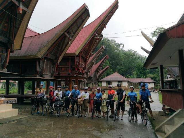 Tiga Hari Tour di Toraja, Indonesian Folding Bike Ajak Bersepeda Sambil Nikmati Alam Toraja