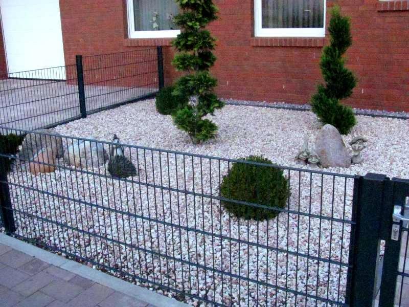 garten anders die neue kargheit im vorgarten. Black Bedroom Furniture Sets. Home Design Ideas