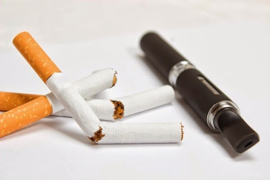 Tobacco Cigarettes Vs. Smokeless Cigarettes