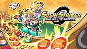 Sushi Striker: The Way of Sushido 3DS ROM [DECRYPTED] (U)