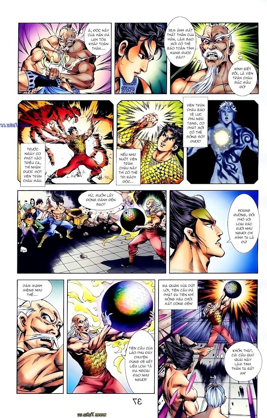 Cơ Phát Khai Chu Bản chapter 116 trang 23