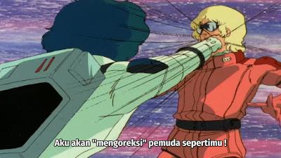 MS ZETA Gundam Episode 13 Subtitle Indonesia