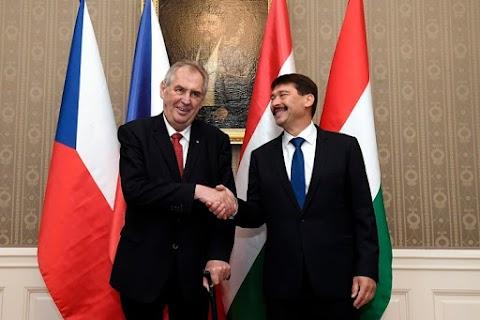 Csehország tiszteletbeli szomszédjának tekinti Magyarországot