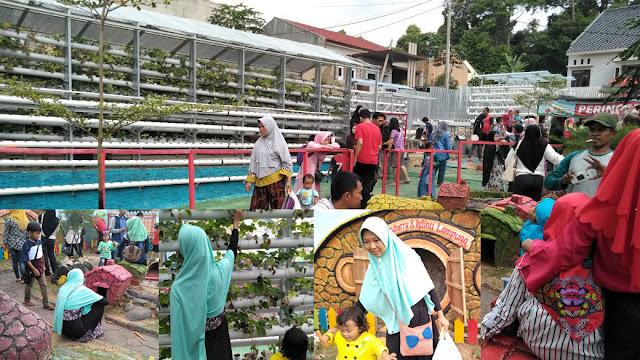 Jadikan Kebun Belakang Rumah Menjadi Tempat Wisata  Yang Beromzet Tinggi